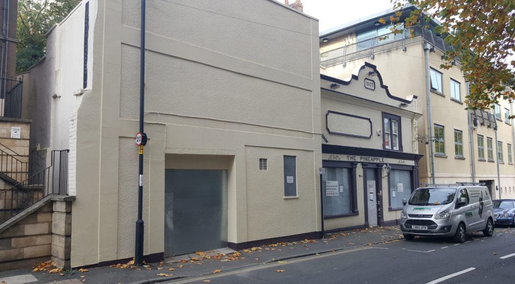 Pineapple, 37 St George's Road, Bristol, BS1 5UU