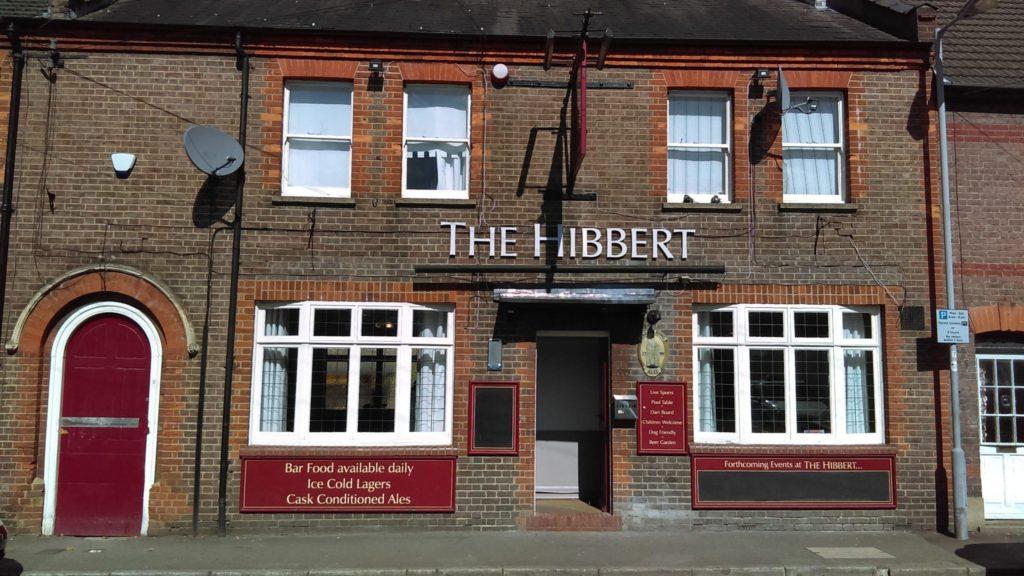 Hibbert Arms, 35 Hibbert Street, Luton, LU1 3UU