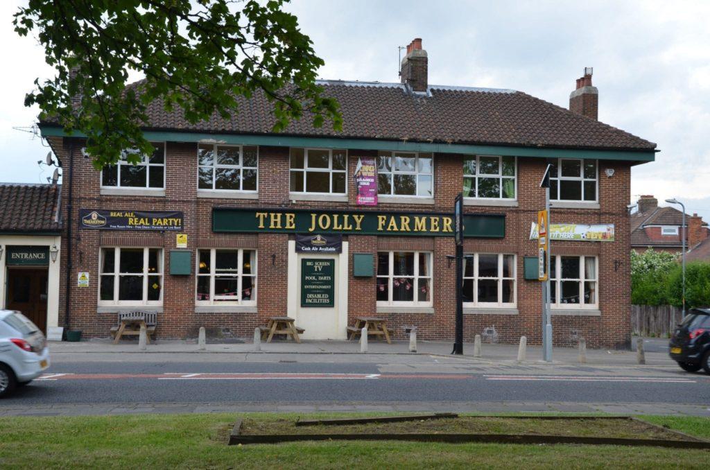 Jolly Farmers, Thornaby Road, Stockon on Tees, TS17 9QH