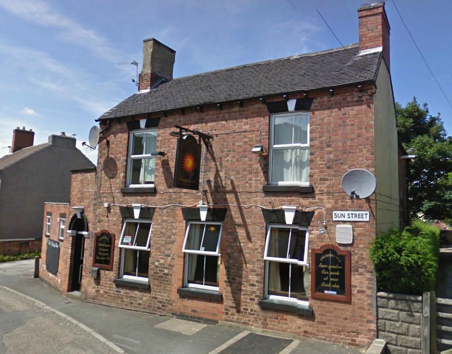 Rising Sun, Sun Street, Swadlincote, Derbyshire, DE11 7DP