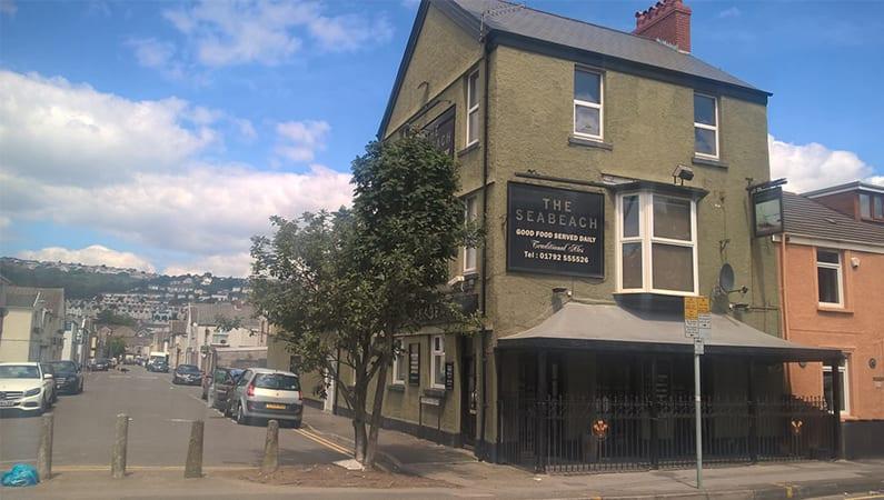 Seabeach, Oystermouth Road, Swansea, SA1 3UH