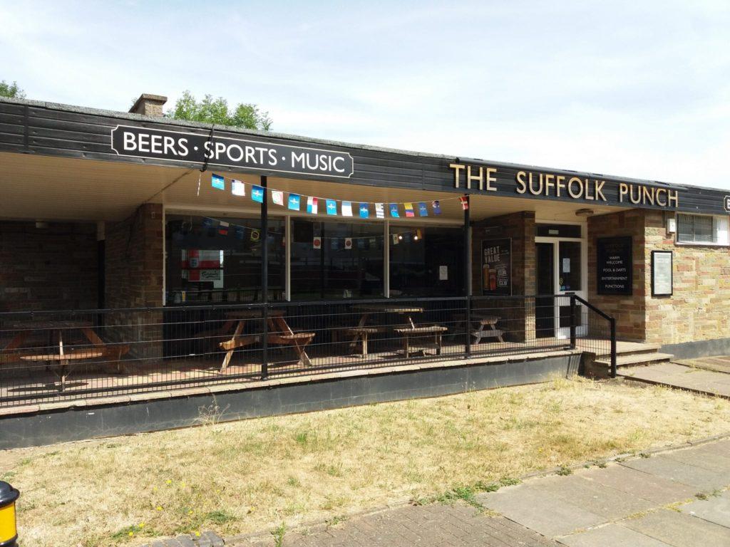 Suffolk Punch, Leiston Road, Haverhill, Suffolk, CB9 8JJ