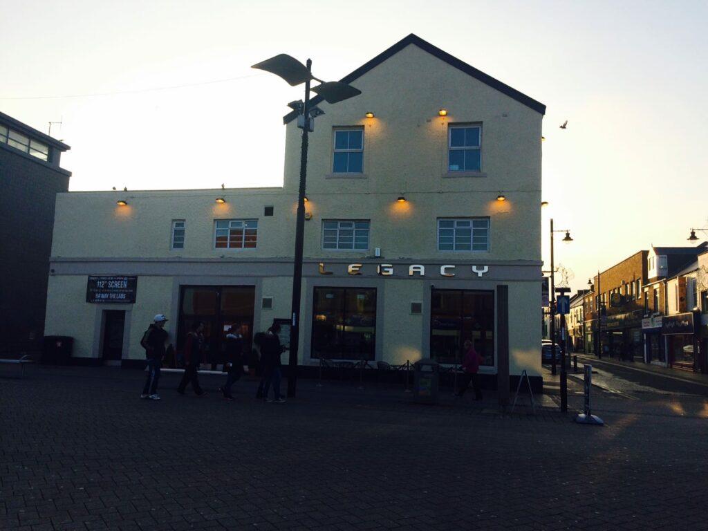 Legacy, 15 Olive Street, Sunderland, SR1 3PE