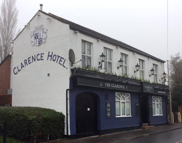 Clarence Hotel, 195 Talbot Road, Hyde, SK14 4HJ