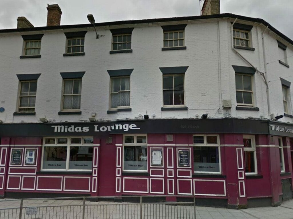 Midas Lounge, 49 Church Street, Rugby, CV21 3PT