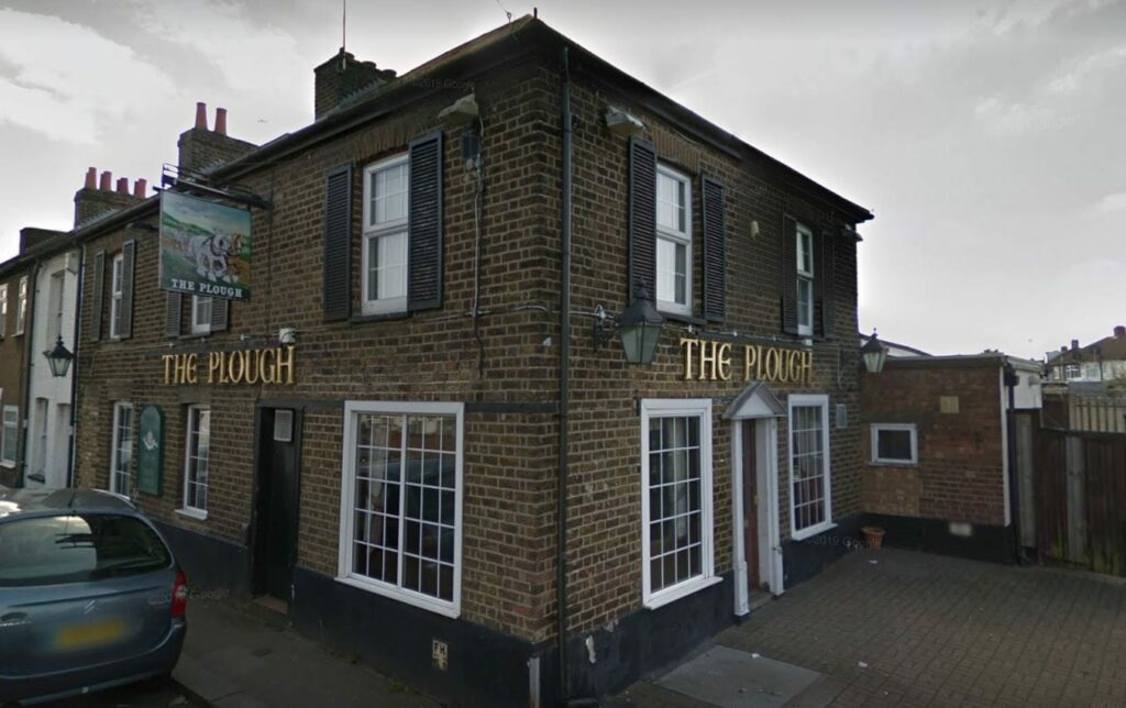 Plough, Park Lane, Waltham Cross, EN8 8AB