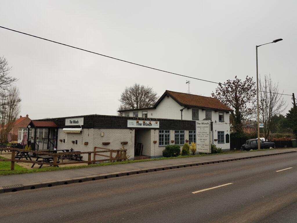 Winch, Main Road, West Winch, Kings Lynn, PE33 0LY